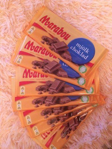 Финский шоколад в ассортименте