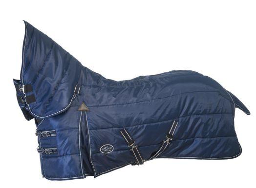 """Денниковая попона  с полной шеей """"Horse Comfort"""", верх 320 ДЕН, наполнитель 200 гр, нейлоновая подкладка."""