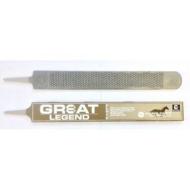 Рашпиль GR8AT Heller (Mustad) Универсальный. 8 рядов зубьев!