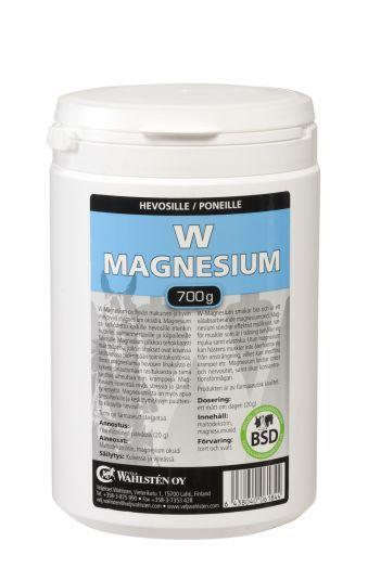 W-Magnesium. Подкормка с магнием. Для укрепления нервной системы и мышц. 700 гр.