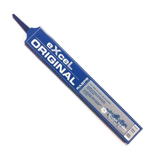 Рашпиль eXceL Original Heller (Mustad) Широкий, 9 рядов зубьев!