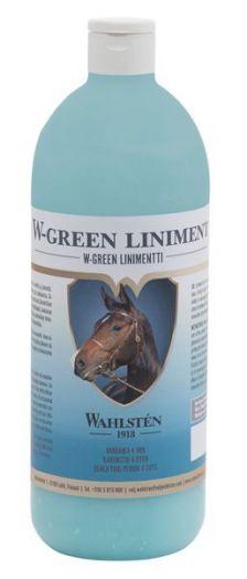 W-Green Linimentti, 1л. Линимент с салициловой кислотой. От боли и отеков