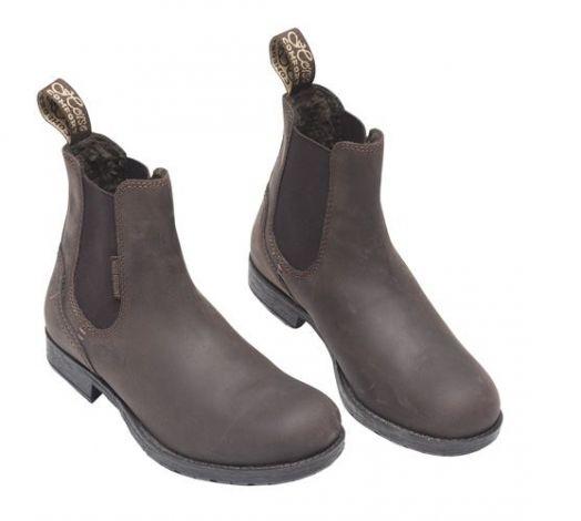 """Ботинки для верховой езды """"Horse Comfort"""" теплые, непромокаемые, коричневые"""