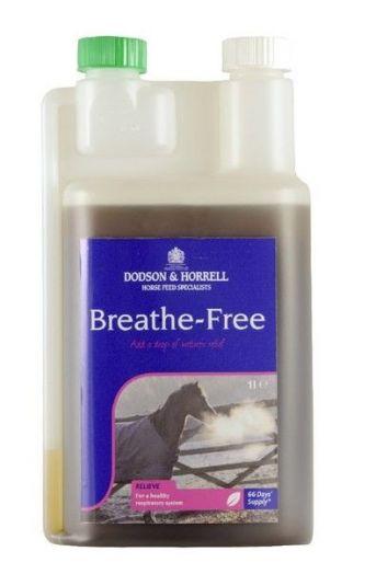 NAF Breathe-Free Liquid. Для лошадей с хроническими болезнями органов дыхания 1 литр