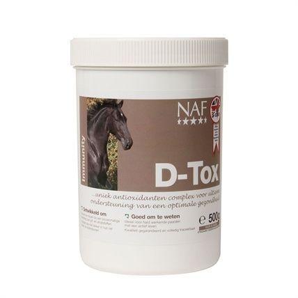NAF D-Tox. Детокс (смесь для очищения организма) 500 гр