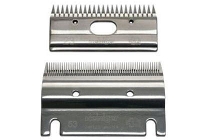 Набор ножей HEINIGER для лошадей и КРС 53/23 0,1 мм