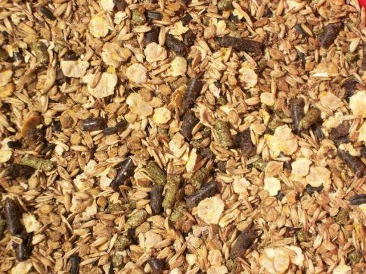 Мюсли Малыш (для жеребят 6-12 мес) 20 кг  Вознесеновские корма